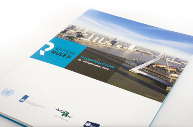Port of Rotterdam - Documentatiemap