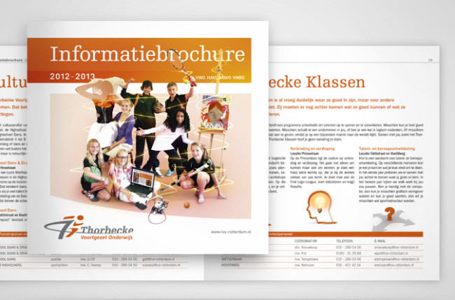 Thorbecke VO - Brochure