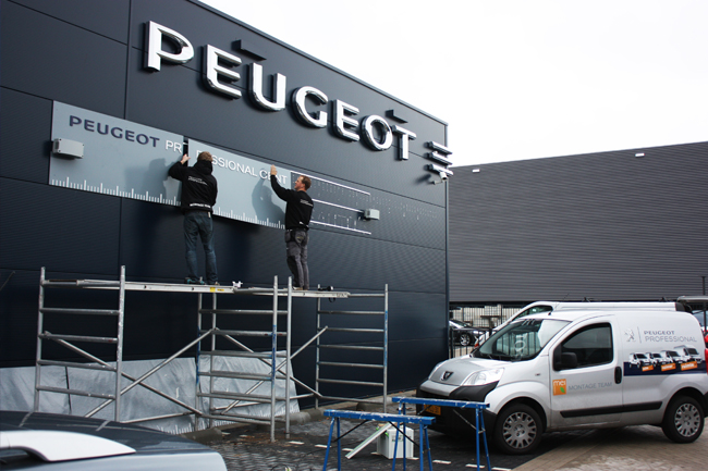 Restyling Peugeot